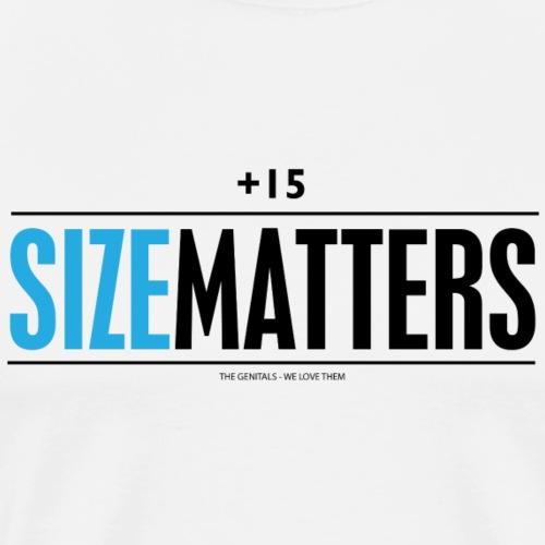 size1 - Herre premium T-shirt