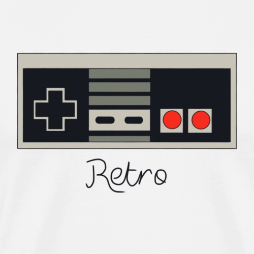 Retro - Men's Premium T-Shirt