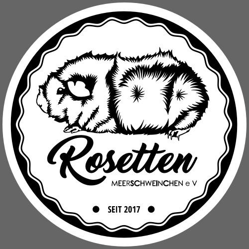 Rosettenmeerschweinchen e.V. Logo - Männer Premium T-Shirt