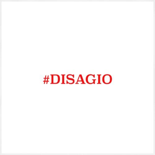 COLLEZIONE UNISEX #DISAGIO - Maglietta Premium da uomo