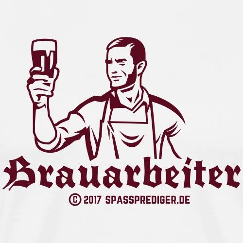 Brauarbeiter - das Original - Männer Premium T-Shirt