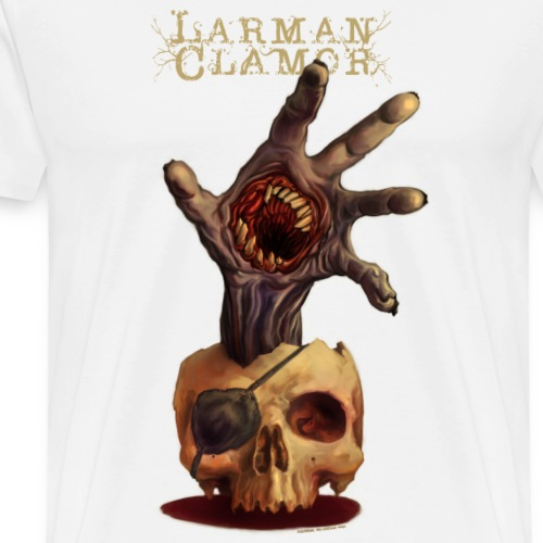 Larman Clamor Mine To Grind - Men's Premium T-Shirt