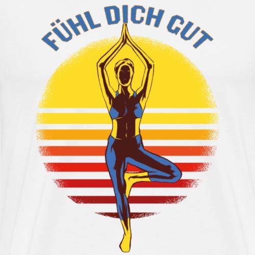 Team feelfineFitness - Männer Premium T-Shirt