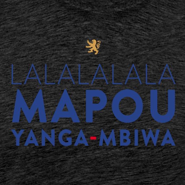 Mapou YANGA-MBIWA