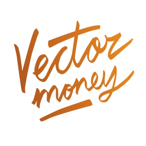 Vector money | T-shirts Design - Men's Premium T-Shirt
