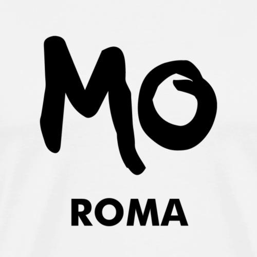FOOTBALL ROMA - Männer Premium T-Shirt