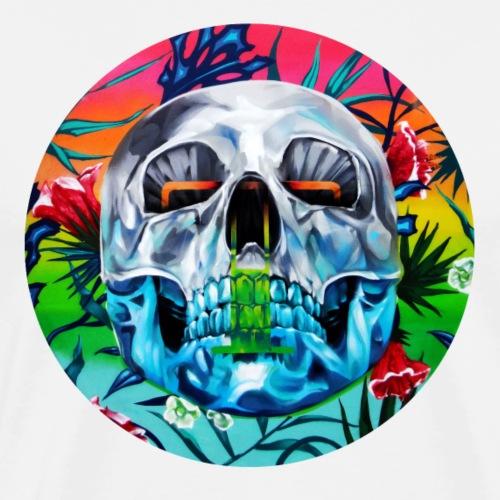 Skull 01 - Männer Premium T-Shirt