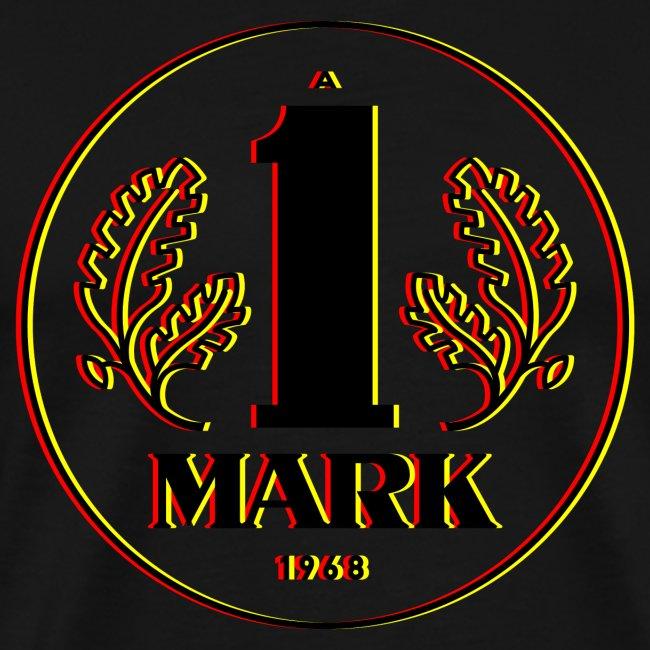 Ostmark 3D black red gold