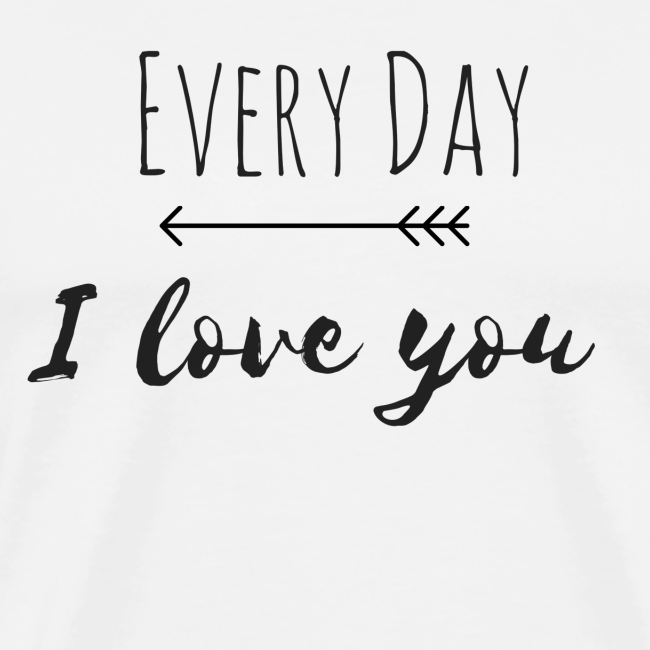 Every day I love you Partnerlook TEIL 3