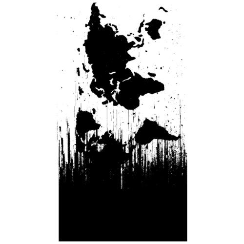 Polluted World - Männer Premium T-Shirt