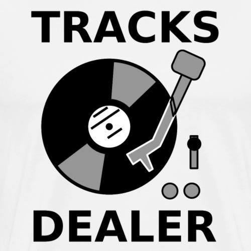 tracks dealer I - T-shirt Premium Homme