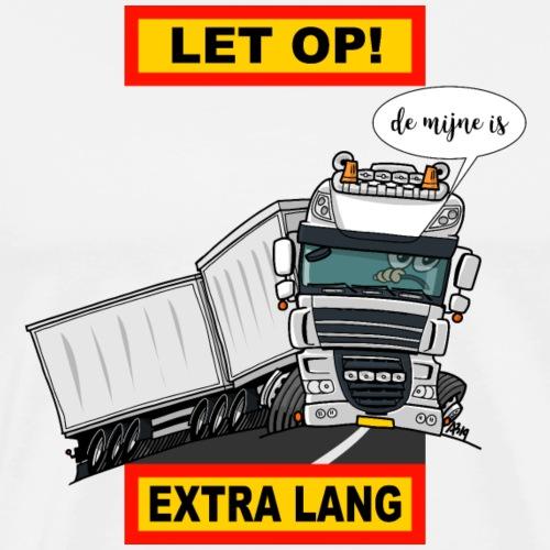 0793 extra lang - Mannen Premium T-shirt