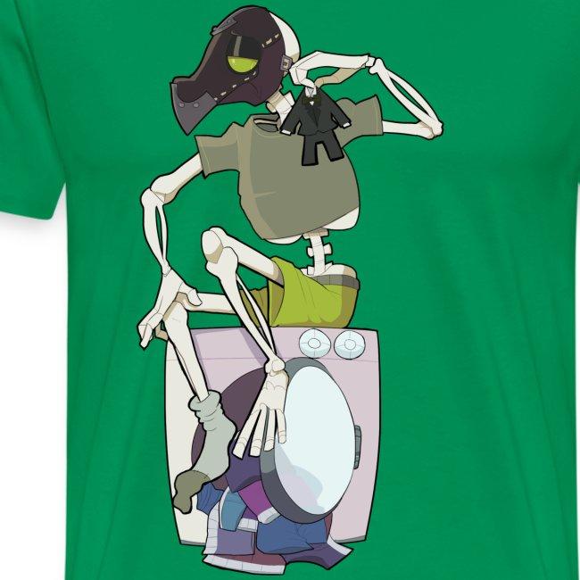 Shirk Laundry EP Shirt - Womens