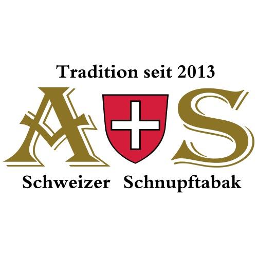 A+S Schweizer Schnupftabak - Männer Premium T-Shirt