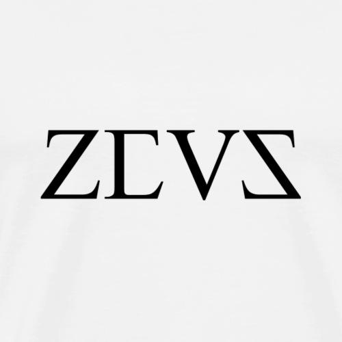 Zeus Alpha Collection - Männer Premium T-Shirt