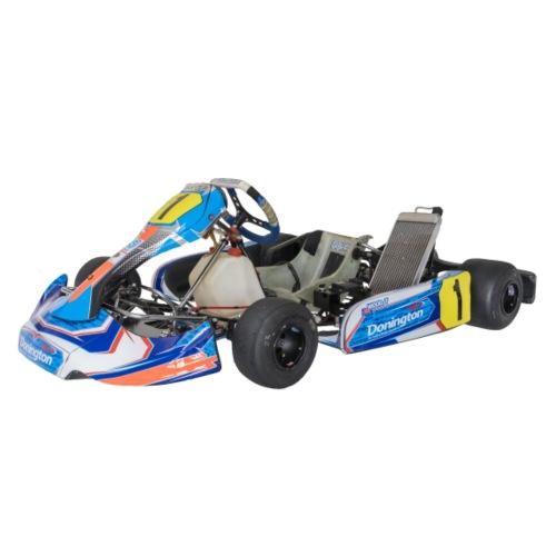 2015 Formula Kart - Men's Premium T-Shirt
