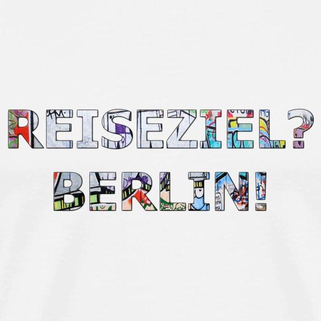 Reiseziel? Berlin!