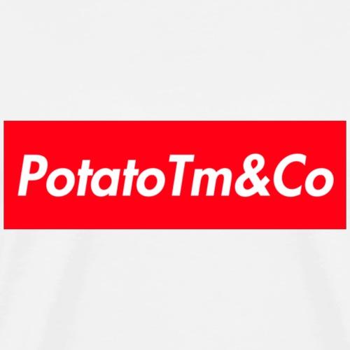 PotatoTm&Co 'Hype Beast' Style - Men's Premium T-Shirt