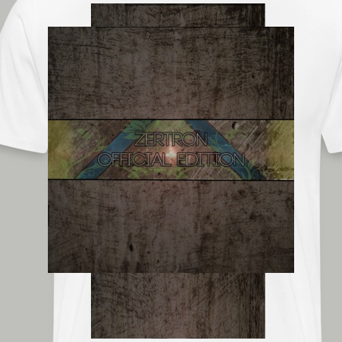 DUNKLE EDITION jpg - Männer Premium T-Shirt