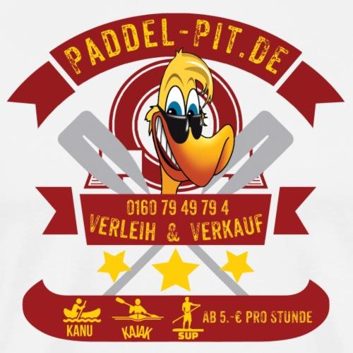 Paddel Pit - Männer Premium T-Shirt
