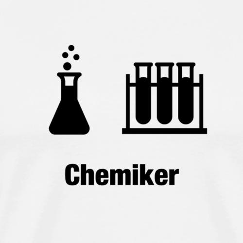 Chemiker - Männer Premium T-Shirt