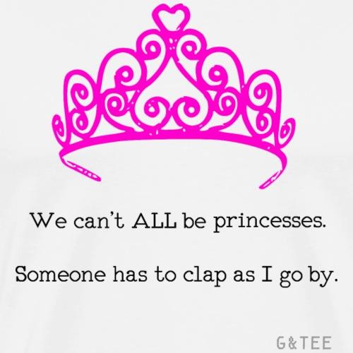 princesses pink - Men's Premium T-Shirt