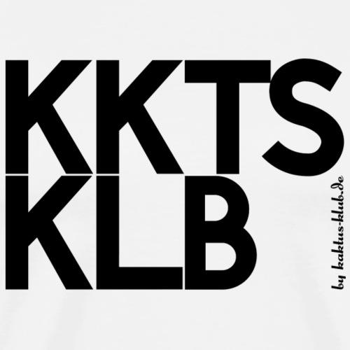 KKTS KLB - Männer Premium T-Shirt