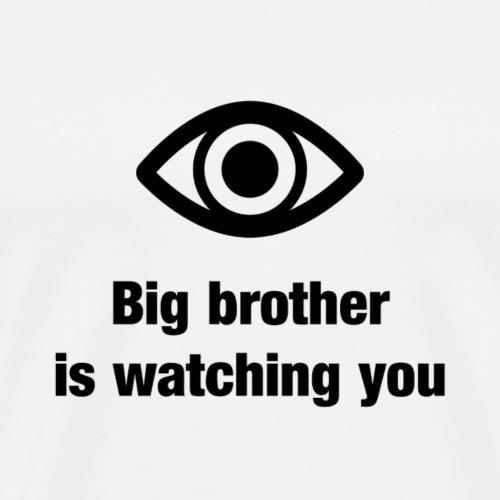 Überwachung - Männer Premium T-Shirt