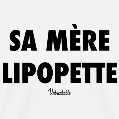 lipopette - T-shirt Premium Homme