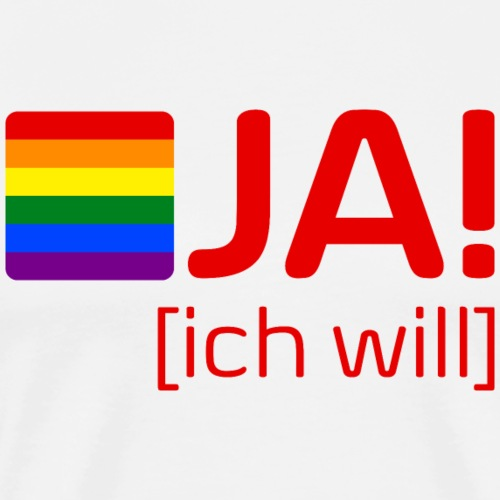 JA! [ich will]