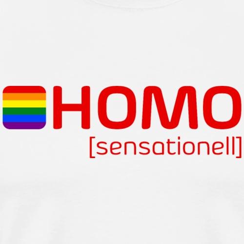 HOMO [sensationell]