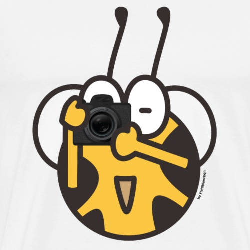 Meisterfotograf - Männer Premium T-Shirt