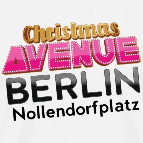 Christmas Avenue Berlin 2019 - Männer Premium T-Shirt