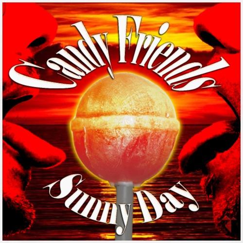 Candy Friends Sunny Day - Männer Premium T-Shirt