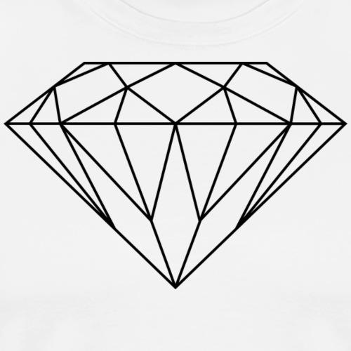 Diams02 - T-shirt Premium Homme