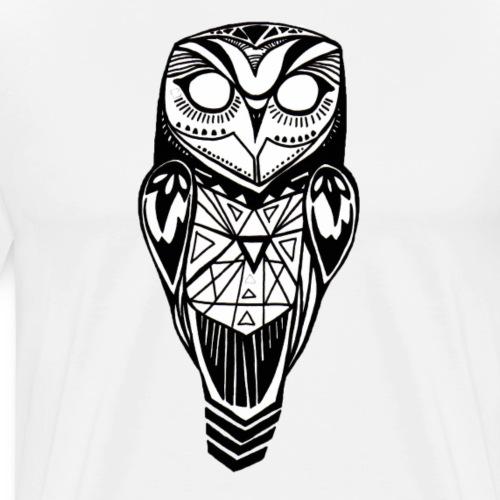 Spirit Owl - Men's Premium T-Shirt