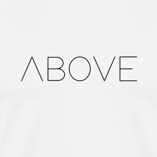 Above - T-shirt Premium Homme