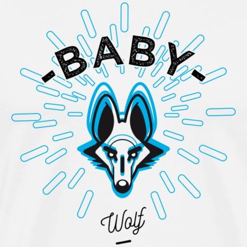 Baby wolf - T-shirt Premium Homme