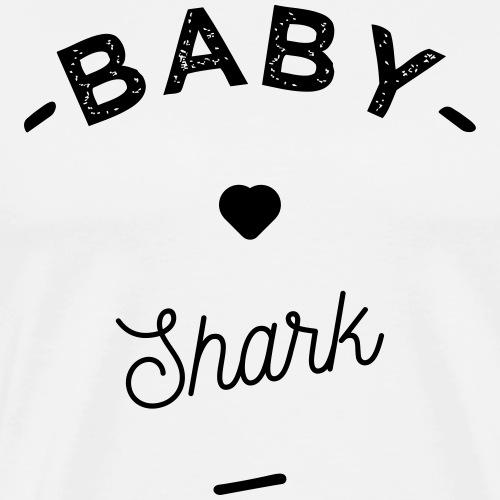 Baby shark - T-shirt Premium Homme