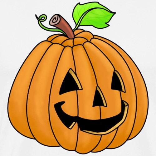 Pumpkin Jack - Men's Premium T-Shirt
