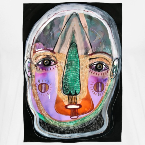 by Sjulle Schulstad - Herre premium T-shirt
