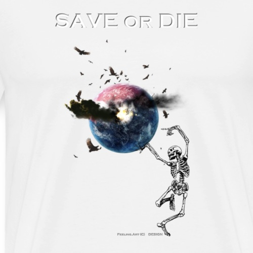Save or die skeleton