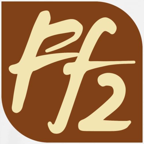 FF2 - Miesten premium t-paita