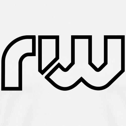 racewolff rw 1RWSW - Men's Premium T-Shirt