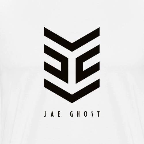 jae ghost black - Männer Premium T-Shirt
