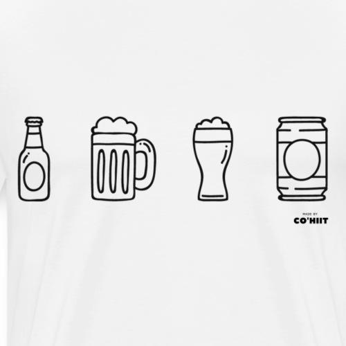 Bière (noir)