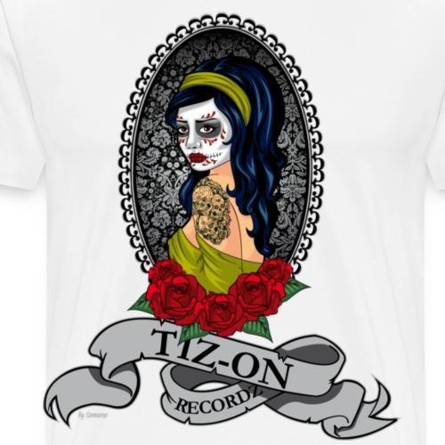 Santa Muerte - T-shirt Premium Homme