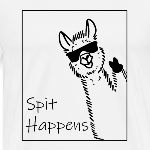 Spit happens Lama