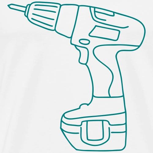 Akkuschrauber - Männer Premium T-Shirt