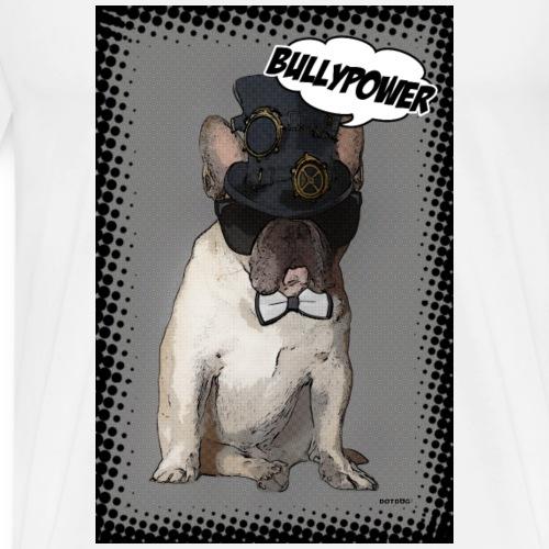 Bullypower - Männer Premium T-Shirt
